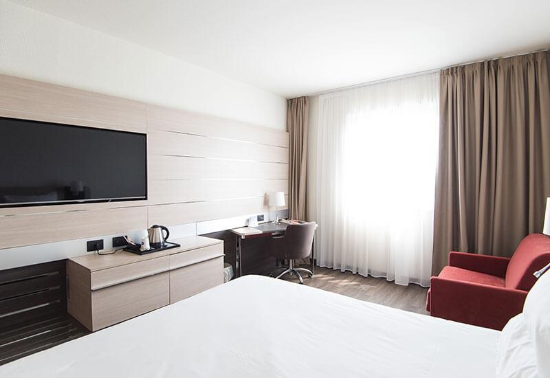 hotelzimmereinrichtung