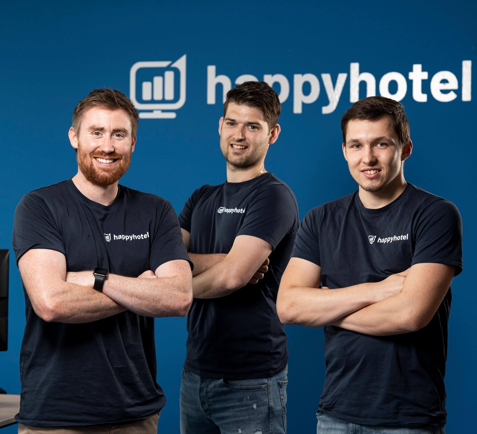 Über uns - das Team hinter happyhotel