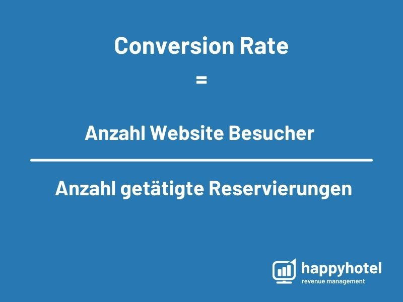 Conversion Rate Formel