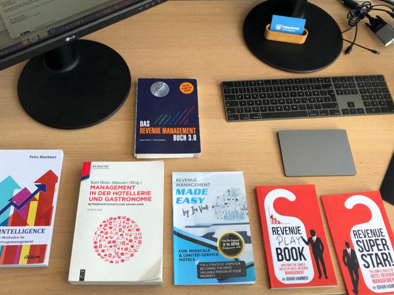 books revenue management