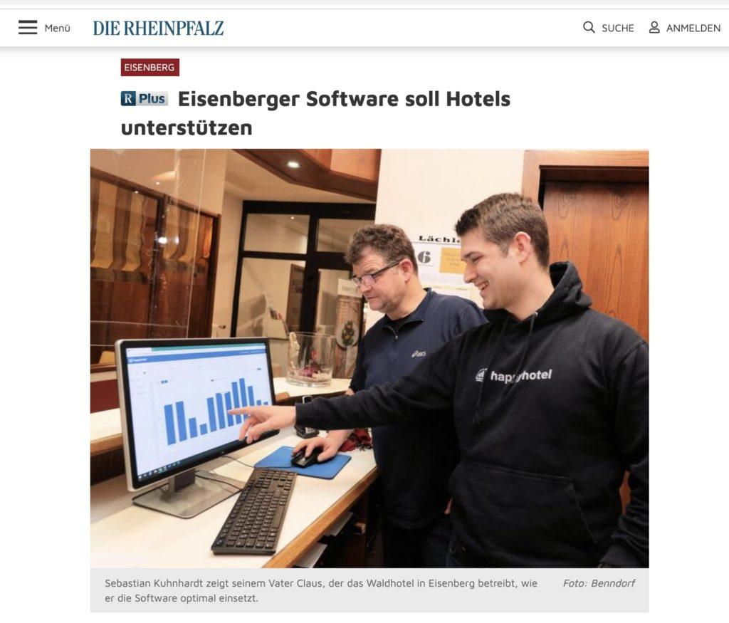 die rheinpfalz happyhotel